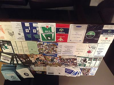 Job Lot Of 191 Different Programmes 1964-2015