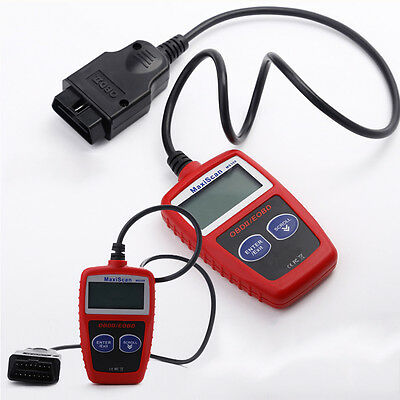 MaxiScan MS309 Engine Scanner CAN OBD2 Fault Code Reader Diagnostic Tool
