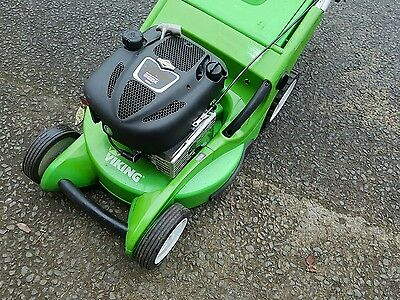 Viking MB655VM Self Propelled Petrol Lawnmower *Mulcher*