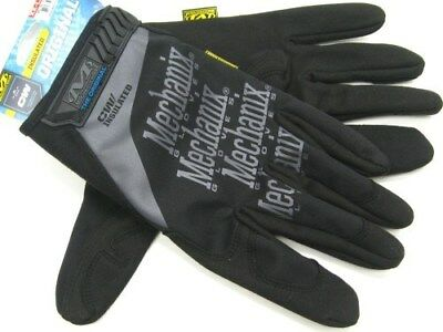 MECHANIX WEAR XX-Large XXL Black THE ORIGINAL INSULATED Work Gloves! MG-95-012