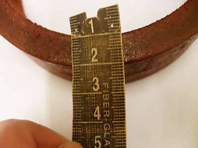 Very Dense Quality Thick Leather Tawse Xxh 12Mm 200G