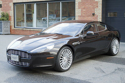 2012 Aston Martin Rapide Rapide 2012 Radide, One Owner, Clean CarFax, always Dealer Maintained, Like New