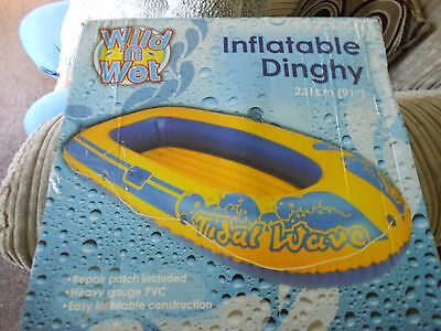 inflatable dinghy new