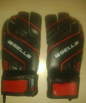 Sells Wrap Excel  Goalkeeper Gloves Size 9.5