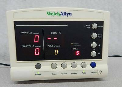Welch Allyn 52000 Series Vital Signs Patient Monitor (11983)
