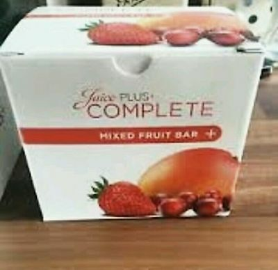 Juice Plus+ Complete Mixed Fruit Bar (15 Bars)