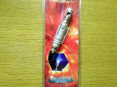 Doctor Who Sonic Screwdriver/LED Torch