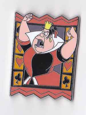 * DISNEY pins - Alice in Wonderland Starter Set - Queen Of Hearts