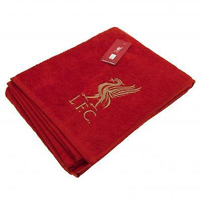 Liverpool F.C. Jacquard Towel OFFICIAL LICENSED PRODUCT