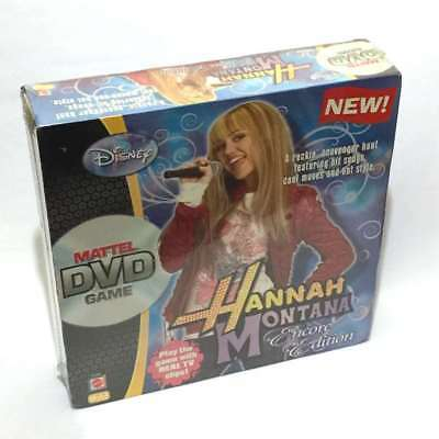 Hannah Montana DVD Game (New Encore Edition), New Toys And Games