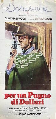 A FISTFUL  OF DOLLARS - Movie Poster