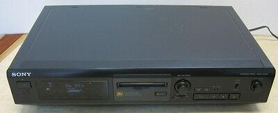 SONY Minidisc Deck MDS-JE320 Working Condition