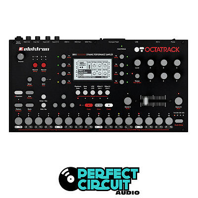 Elektron Octatrack DPS-1 DPS1 Performance SAMPLER - NEW - PERFECT CIRCUIT