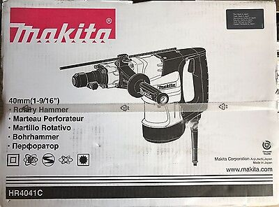 MAKITA 12 AMP 1-9/16 in. SPLINE ROTARY HAMMER DRILL