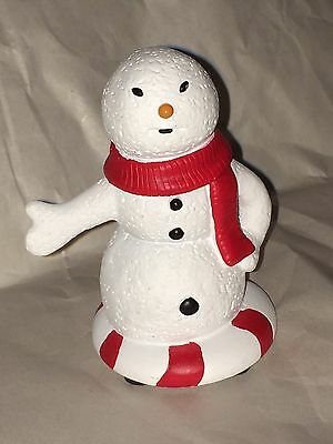 NBC Community Abeds Uncontrollable Christmas Chang Snowman Figurine