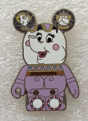Disney Pin - Vinylmation(TM) Collectors Set Beauty and The Beast Mrs. Potts Only