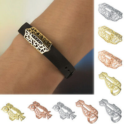 New Bling Clasp  Band Cover Decoration Accessory for Fitbit Flex 2 Tracker Band