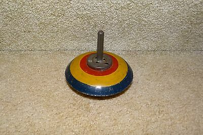 Vintage/Antique Toy Tin Spinning Top