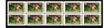 German Pinscher Yr Of The Dog Strip Of10 Mint Stamps #5