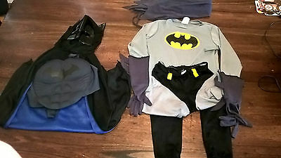 2 x Batman Kids Costume