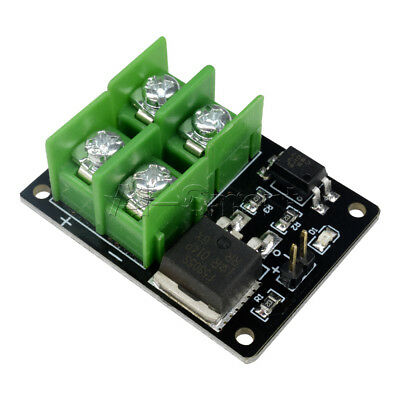 DC 3V 5V Low Control High Voltage 12V 24V 36V E-switch MOSFET Module For Arduino