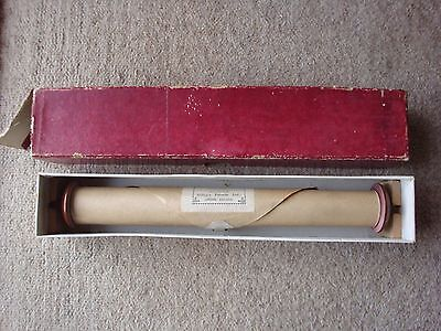 Antique Pianola Player Piano Music Roll - Carl Bohm Fruhlingsnacht - No 1555