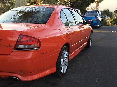 FORD FALCON XR6 EL NL DL MOTOR ENGINE 130hear running ute