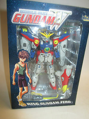 WING GUNDAM ZERO Action Figure (Boxed) (Pick Up & Save P & P costs) (B/Side)