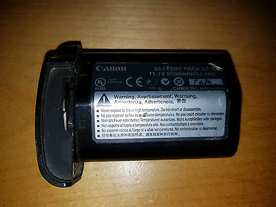 Genuine Canon LP-E4 Battery for Canon 1D3 / 1D4 / 1Ds Mk3 + others