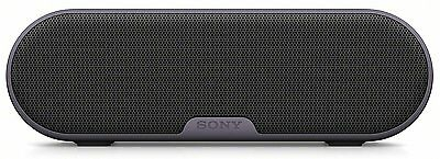 Sony SRS-XB2 Waterproof Portable Bluetooth Speaker with Extra Bass (Black) B+