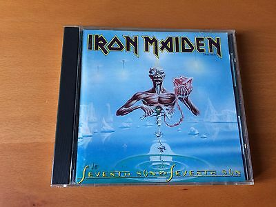 Japan Cd Iron Maiden Seventh Son Of A Seventh Son Cp32-5610