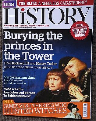 BBC History Magazine - October 2013 edition - in good condition