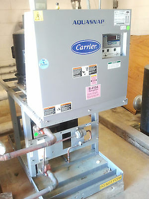 Chiller / HVAC - Carrier AquaSnap (Skid Mounted)