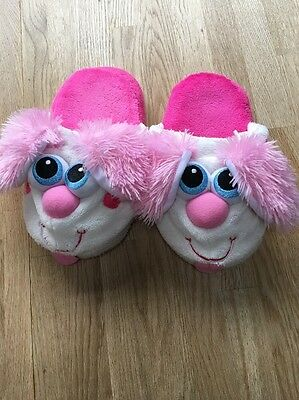Stompeez Slippers - Size 1 (Approx)