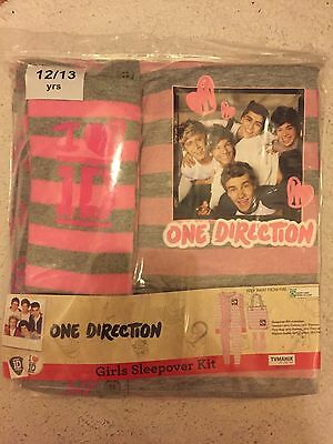 Brand New One Direction Sleepover Set. Ages 12/13. Plus A Free Gift