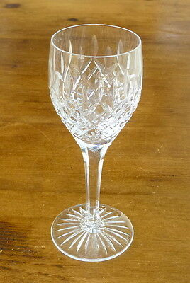 Stuart Crystal Glasses Shaftesbury Licqueur/ Sherry
