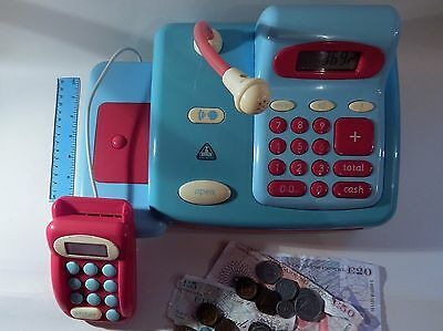 Early Learning Centre Large Play Till Cash Register