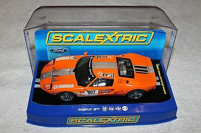 Scalextric Car C2882 - Ford Gt - Boxed