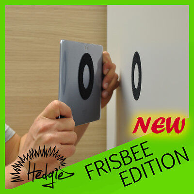Original HEDGIE FRISBEE - UNIVERSAL Wall Mount/holder gadget for any TABLET