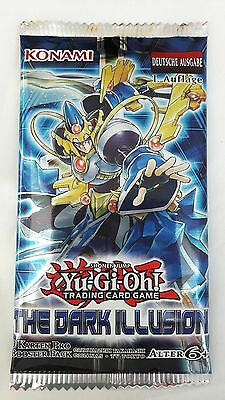 KONAMI Yu-Gi-Oh! The dark Illusion Booster Pack (DE), neu, ungeöffnet b