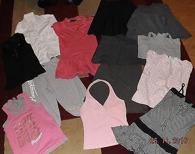 A Girls Clothing Bundle Age 7-8 years