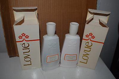 shaklee lovue proteinized shampoo and rinse
