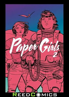 PAPER GIRLS VOLUME 2 GRAPHIC NOVEL New Paperback Collects Issues #6-10