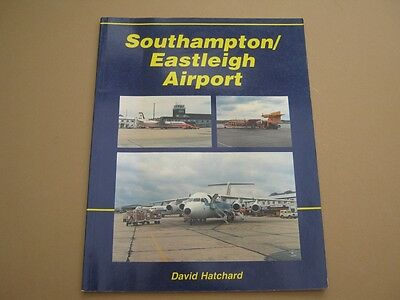 Southampton Eastleigh Airport local history book by David Hatchard