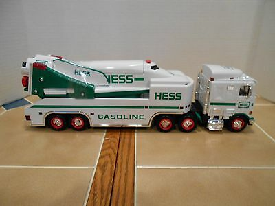 Hess 1999 Toy Truck and Space Shuttle with Satellite,MIB,NEW OLD STOCK!!!