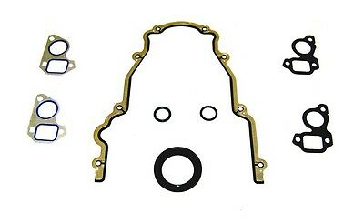 1997-2015 Chevy LS 4.8 5.3 5.7 6.0 Engine Timing Cover Gasket Set Mahle JV5158
