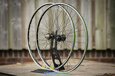 Hope Hoops Pro2 Evo 700c Disc Wheelset with Mavic Open Pro rims RRP £380