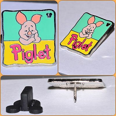 Disney Winnie the Pooh and Friends Collection Piglet Pin 88605 HMS Free Shipping