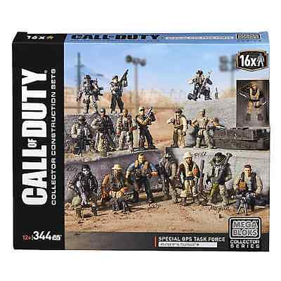 Mega Bloks, Call of Duty: Special Ops, Task Force Construction Set