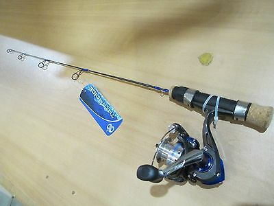 No. 8 ThermoIce rod and reel combo   24 inch ultra light action